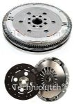 DUAL MASS FLYWHEEL DMF & COMPLETE CLUTCH KIT LAND ROVER RANGE ROVER 2.5 TD